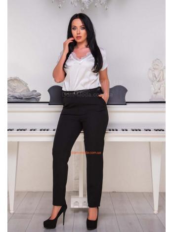 Стильні класичні брюки з завищеною талією