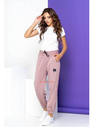 Спортивні штани жіночі на флісі
