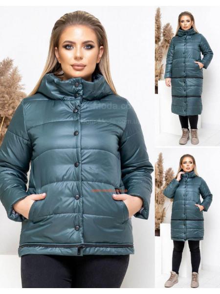 Куртка трансформер женская