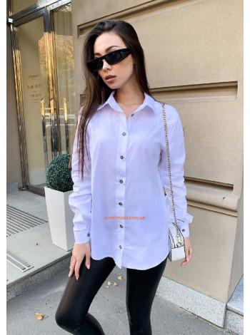 """Жіноча стильна сорочка """"Класика"""""""