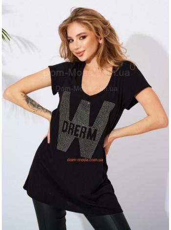 Женская туника футболка