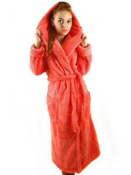 Жіночий банний халат норма і батал