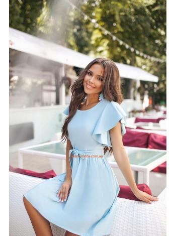 """Женское стильное мини платье """"Сюзанна"""""""