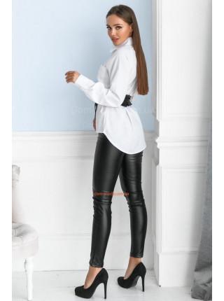 Жіночий костюм двійка з лосінами