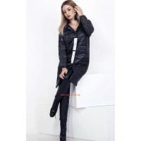 Модная женская куртка пальто букле