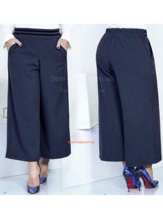 Короткие брюки клеш