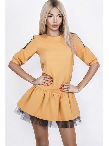 """Женское стильное нарядное платье """"Крит"""""""