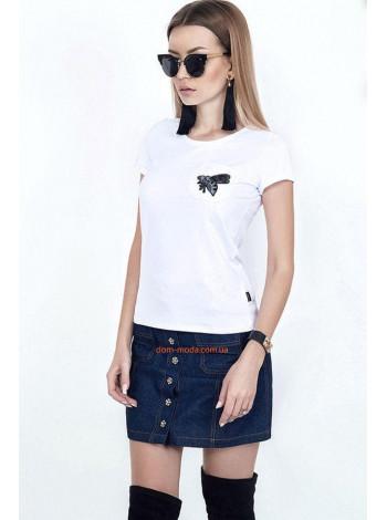 """Жіноча футболка принт """"Бджілка"""""""