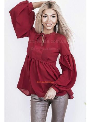 """Жіноча стильна блузка """"Купава"""""""