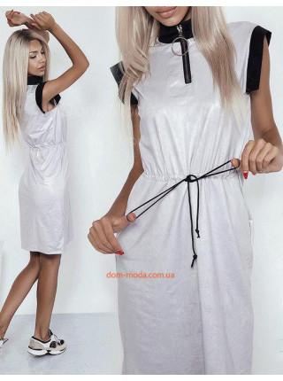 Жіноче трикотажне плаття з напиленням Жіноче трикотажне плаття з напиленням d3493d3716158