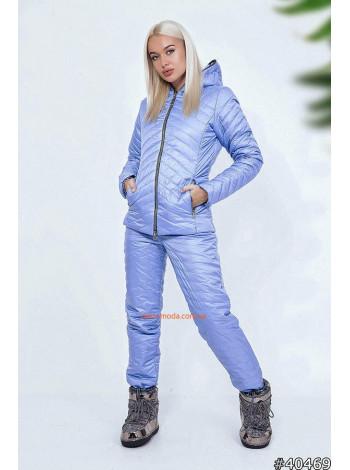 """Теплий жіночий зимовий костюм для відпочинку """"Буковель"""""""