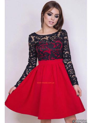 """Женское вечернее мини платье """"Китти"""""""