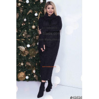 Жіноче максі плаття халат з поясом купити за 690 грн Aj-23030 в ... 26190b46c709e