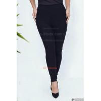 Женские модные штаны лосины на флисе