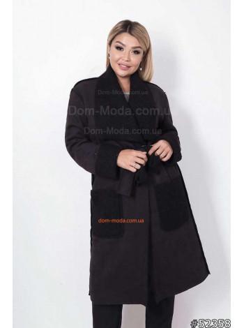 Весенние пальто для полных женщин