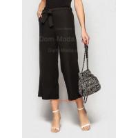 Летние женские брюки кюлоты