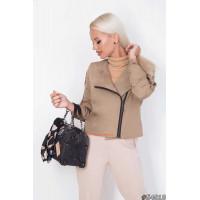 Жіноча куртка косуха