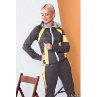 """Спортивний модний жіночий костюм """"Sporty"""""""