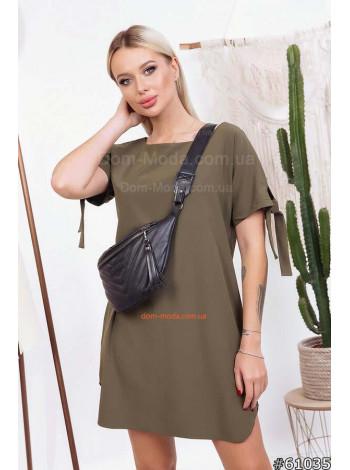 "Модное платье с коротким рукавом ""Анталия"""