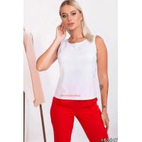 Летняя шифоновая блуза для женщин