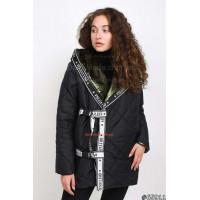 Двухсторонняя зимняя куртка