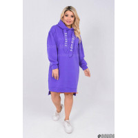 Женское теплое платье туника