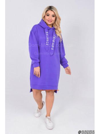 Жіноче тепле плаття туніка