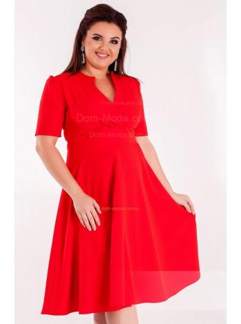 Гарне плаття жіноче для повних жінок