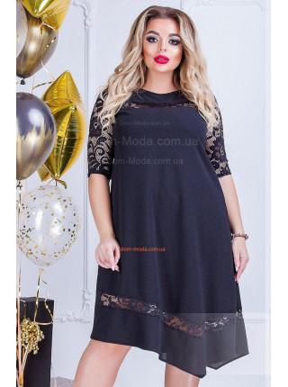Вечернее платье женское для полных женщин