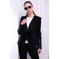 Короткий жіночий кашеміровий піджак