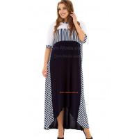 Сукня жіноча максі батал