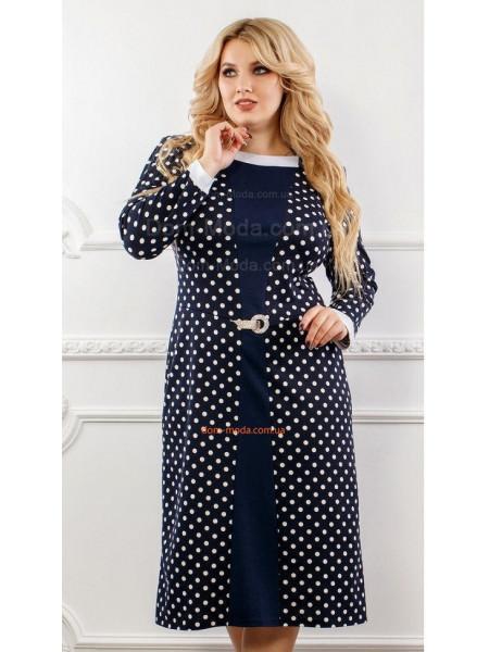 Ділові та офісні плаття для жінок в магазині Dom-Moda.com.ua ... ddd3a79b44626