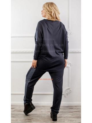 Стильный спортивный костюм для полных женщин