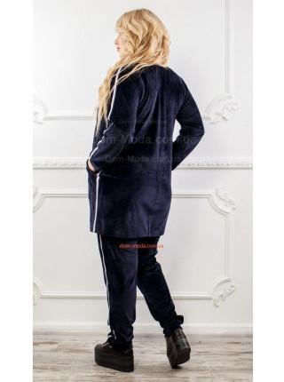 Спортивный костюм с туникой для пышных женщин