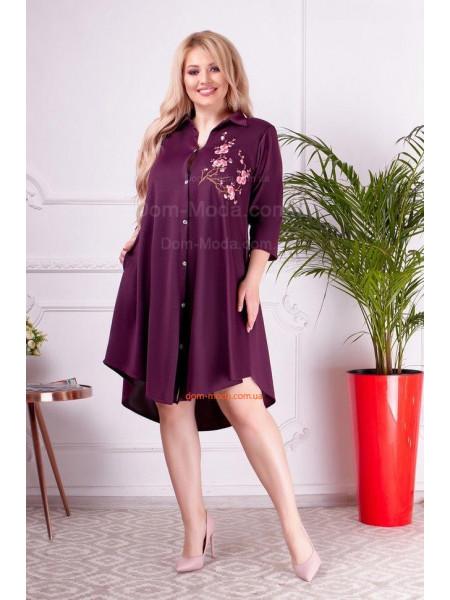 edaafe981f3a77 Плаття великих розмірів в магазині Dom-Moda.com.ua   Купити сукні ...
