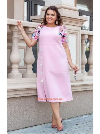 Красивое платье летнее для полных девушек