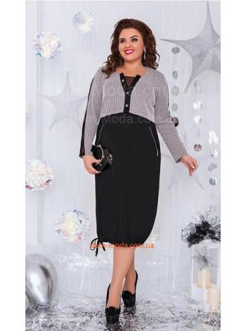 Женское модное платье с карманами большого размера