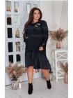 Стильне жіноче плаття із кишенею великого розміру