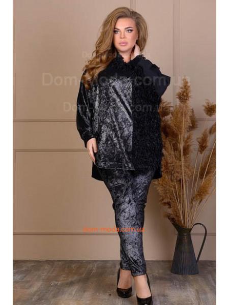 Жіночий костюм батал