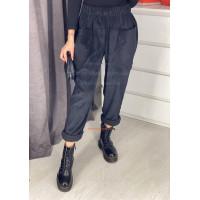 Модні жіночі вельветові брюки