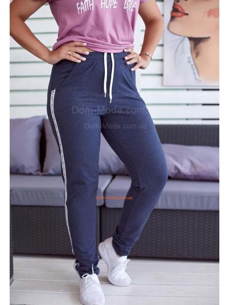 Спортивные штаны для полных женщин