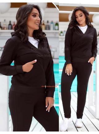 Спортивный костюм женский батал - Тройка