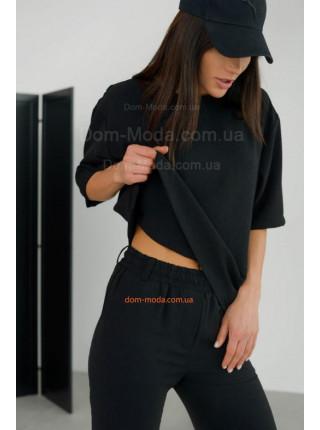 Літній костюм жіночий з бриджами