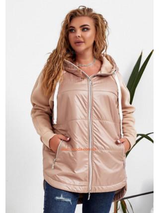 Легка куртка жіноча на осінь і весну