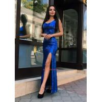 """Стильное вечернее платье """"Пайетка"""""""