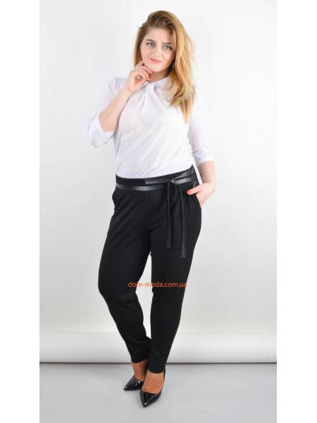 Женские модные брюки большого размера для офиса