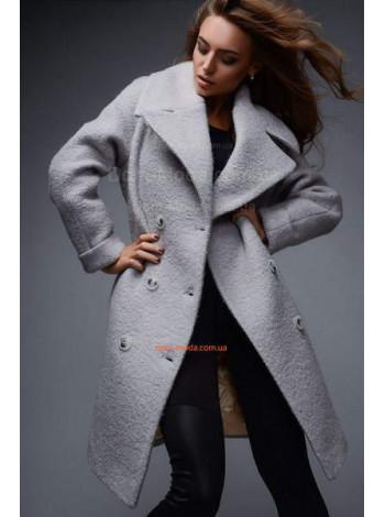 "Зимове тепле пальто ""Гальяно"""