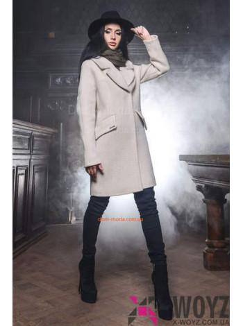 """Розкішне жіноче пальто """"Маре"""""""