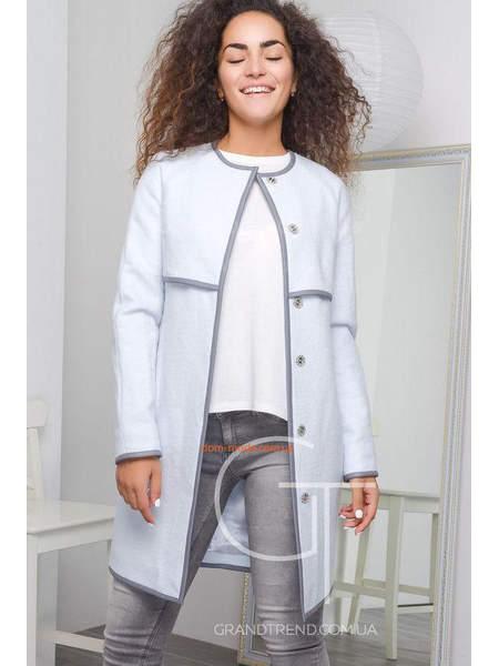 Жіноче демісезонне пальто із кишенями Жіноче демісезонне пальто із кишенями  КУПИТИ ОНЛАЙН 0208f9f46a265