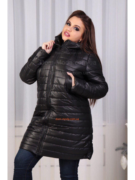 Куртка жіноча на овчині норма і батал